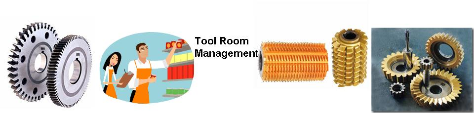 Tool Room Management Module